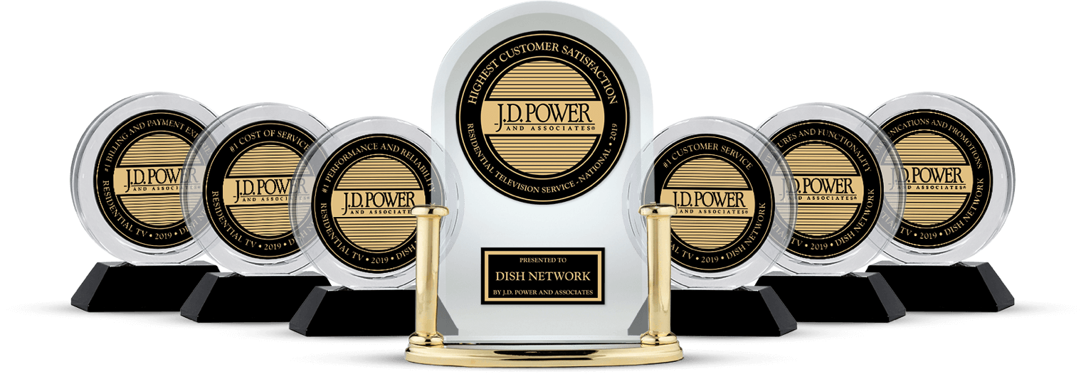 DISH Customer Satisfaction - Ranked #1 by JD Power - Marco Sports in Hood River, OR - DISH Authorized Retailer