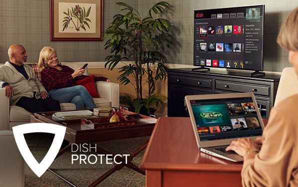 Get DISH Protect from Marco Sports in Hood River, OR